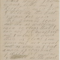 Letter from Hannah, W. C. to Ward, Henry A. (1876-10-25)