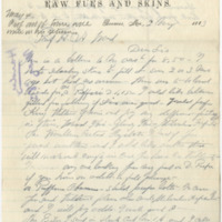 Hardy, Manly, Letter to Ward, Henry A. (1883-05-02)
