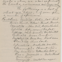 Parker, Henry W.  Letter to Ward, Henry A. (1883-05-05)