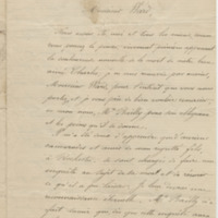 DeKempeneer. Letter to Ward, Henry A. (1884-06-11)