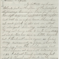 Gilbert, Karl, Letter to Ward, Henry A. (1864-06-20)