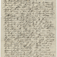 Dunraven. Letter to Ward, Henry Augustus. (1873-11-10)