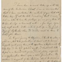 Agassiz, Louis. Letter to Ward, Henry Augustus (1873-08-21)